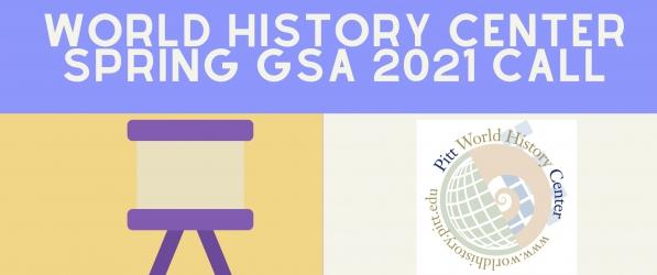 Poster for GSA Call